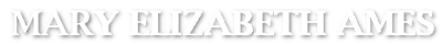 Mary Elizabeth Ames Logo